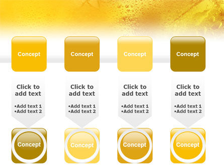 Cocktail Party PowerPoint Template Slide 18