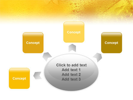 Cocktail Party PowerPoint Template Slide 7