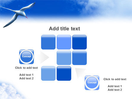 Sea Gull PowerPoint Template Slide 16