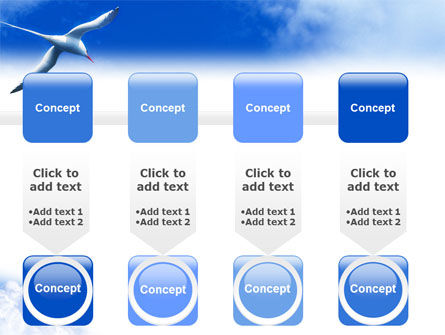 Sea Gull PowerPoint Template Slide 18