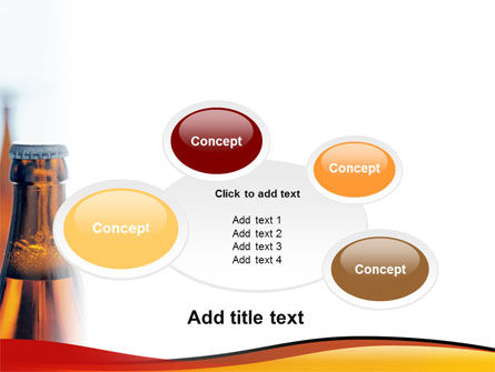 Bottles of Beer PowerPoint Template Slide 16