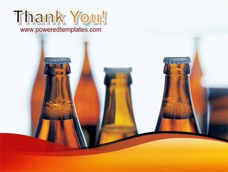 Bottles of Beer PowerPoint Template Slide 20