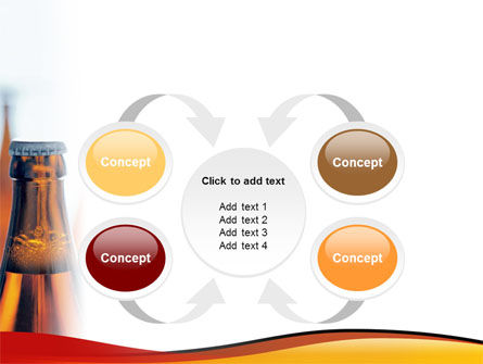 Bottles of Beer PowerPoint Template Slide 6