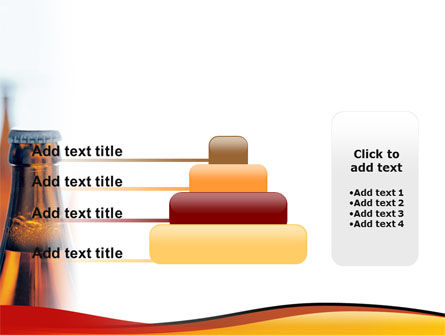 Bottles of Beer PowerPoint Template Slide 8
