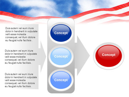 National Memorial PowerPoint Template Slide 11
