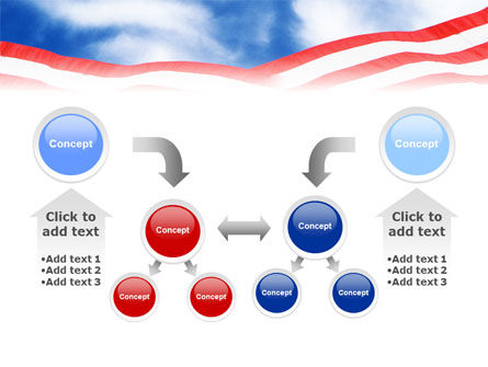 National Memorial PowerPoint Template Slide 19