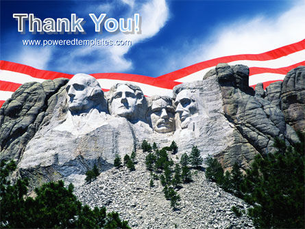National Memorial PowerPoint Template Slide 20