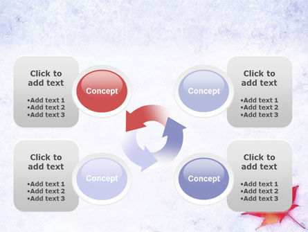 Winter Season PowerPoint Template Slide 9