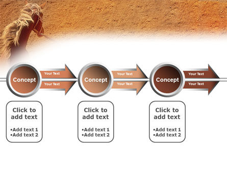 Rodeo PowerPoint Template Slide 11