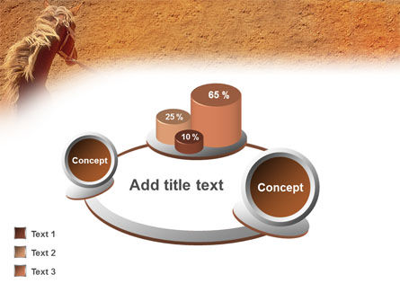 Rodeo PowerPoint Template Slide 13