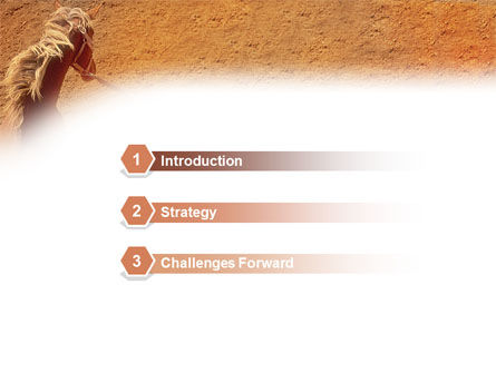 Rodeo PowerPoint Template Slide 3