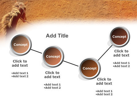 Rodeo PowerPoint Template Slide 6
