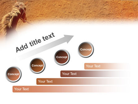 Rodeo PowerPoint Template Slide 9