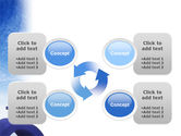 Blue Cross PowerPoint Template#9