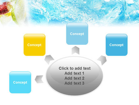 Soft Drink PowerPoint Template Slide 7