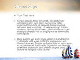 Sailing PowerPoint Template#2