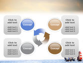 Sailing PowerPoint Template#9