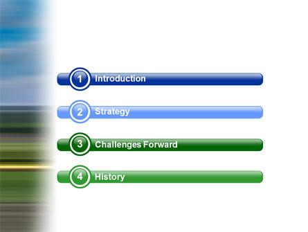 Horse Races PowerPoint Template Slide 3