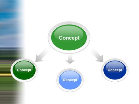 Horse Races PowerPoint Template, Slide 4, 01813, Sports — PoweredTemplate.com