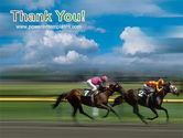 Horse Races PowerPoint Template#20