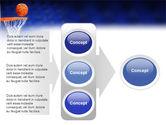 Basketball Match PowerPoint Template#11