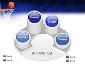 Basketball Match PowerPoint Template#12