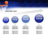 Basketball Match PowerPoint Template#13