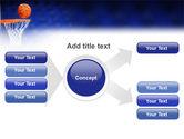 Basketball Match PowerPoint Template#14