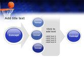 Basketball Match PowerPoint Template#17