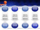Basketball Match PowerPoint Template#18