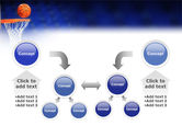 Basketball Match PowerPoint Template#19