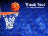 Basketball Match PowerPoint Template#20