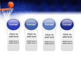 Basketball Match PowerPoint Template#5