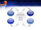 Basketball Match PowerPoint Template#6