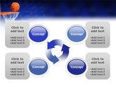 Basketball Match PowerPoint Template#9