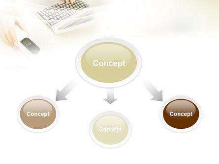 Computer Gadget PowerPoint Template, Slide 4, 01821, Computers — PoweredTemplate.com