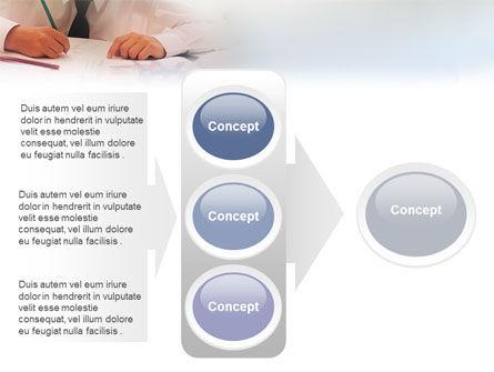 Schoolboy PowerPoint Template Slide 11