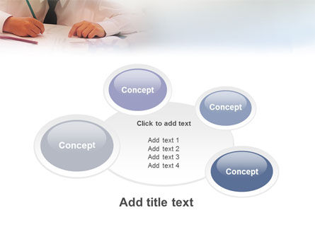 Schoolboy PowerPoint Template Slide 16