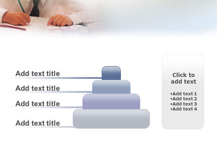 Schoolboy PowerPoint Template Slide 8
