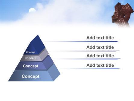 Celtic Cross PowerPoint Template Slide 10