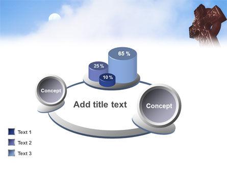 Celtic Cross PowerPoint Template Slide 13