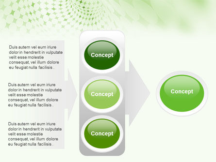 Green Texture PowerPoint Template Slide 11