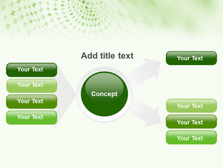 Green Texture PowerPoint Template Slide 14