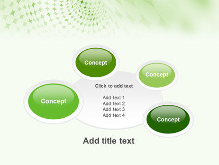 Green Texture PowerPoint Template Slide 16