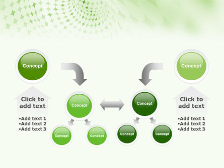 Green Texture PowerPoint Template Slide 19