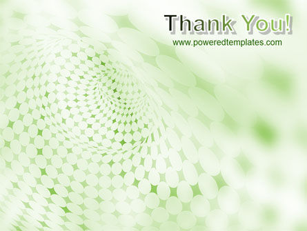 Green Texture PowerPoint Template Slide 20