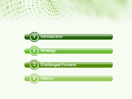 Green Texture PowerPoint Template, Slide 3, 01827, Abstract/Textures — PoweredTemplate.com