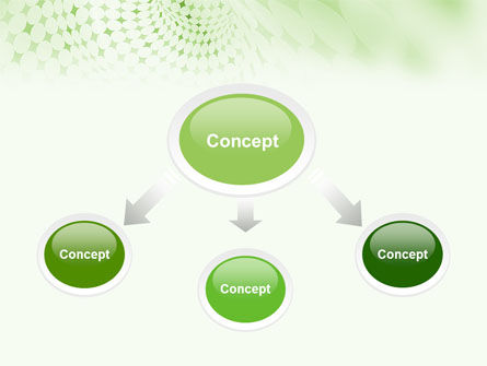 Green Texture PowerPoint Template, Slide 4, 01827, Abstract/Textures — PoweredTemplate.com
