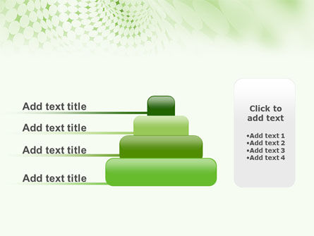 Green Texture PowerPoint Template Slide 8