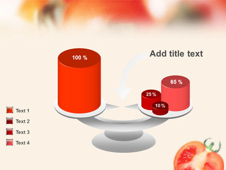 Tomato PowerPoint Template Slide 10